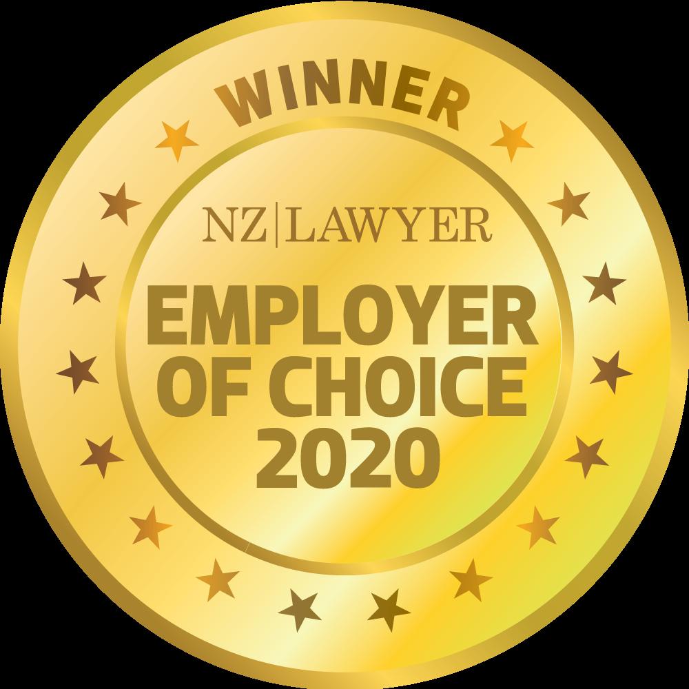 NZL Employer of Choice 2020